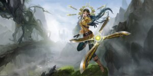 Rating: Safe Score: 7 Tags: irelia league_of_legends tagme weapon User: Radioactive