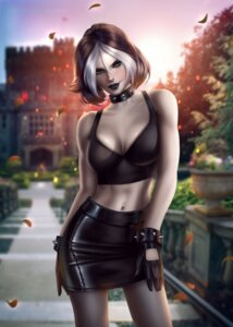 Rating: Questionable Score: 9 Tags: ayyasap bra cleavage marvel rogue_(x-men) User: Werewolverine4
