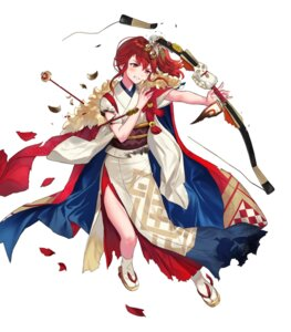 Rating: Questionable Score: 6 Tags: anna_(fire_emblem) fire_emblem fire_emblem_heroes hanekoto kimono neko nintendo torn_clothes weapon User: fly24