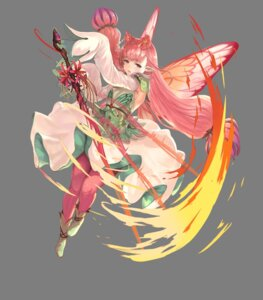 Rating: Questionable Score: 4 Tags: fairy fire_emblem fire_emblem_heroes mirabilis nintendo pantyhose pointy_ears weapon wings yoshiku User: fly24
