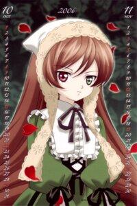Rating: Safe Score: 5 Tags: calendar heterochromia lolita_fashion rozen_maiden suiseiseki User: Radioactive