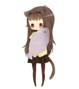 Rating: Safe Score: 10 Tags: akemi_homura animal_ears pantyhose puella_magi_madoka_magica roromi tail User: Radioactive