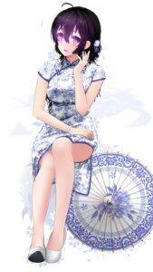 Rating: Safe Score: 59 Tags: beifeng_han chinadress miyaura_sanshio umbrella User: Mr_GT