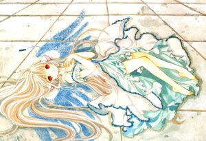 Rating: Safe Score: 6 Tags: chii chobits clamp User: Share
