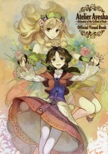 Rating: Safe Score: 22 Tags: atelier atelier_ayesha ayesha_altugle dress hidari nio_altugle pantyhose User: Shuumatsu