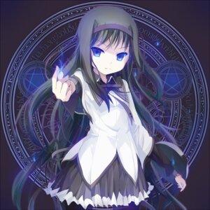Rating: Safe Score: 36 Tags: akemi_homura ogipote puella_magi_madoka_magica User: shizukane
