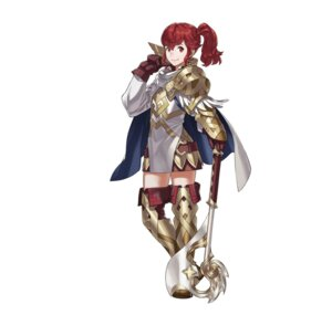 Rating: Safe Score: 6 Tags: anna_(fire_emblem) armor fire_emblem fire_emblem_heroes kozaki_yuusuke nintendo thighhighs weapon User: fly24