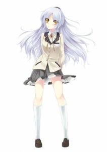 Rating: Safe Score: 11 Tags: angel_beats! houkagi_yuu seifuku tenshi User: Radioactive