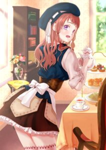 Rating: Safe Score: 20 Tags: ass maid moe2015 okita_(walkmytalk1) thighhighs User: charunetra