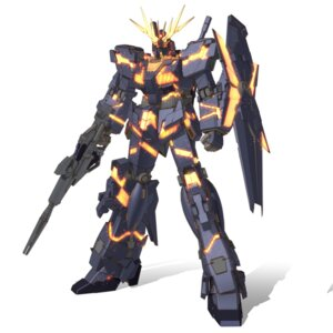 Rating: Safe Score: 9 Tags: banshee gun gundam gundam_unicorn mecha User: HMX-999