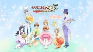 Rating: Safe Score: 12 Tags: animal_ears bunny_ears card_captor_sakura daidouji_tomoyo kerberos kinomoto_sakura li_syaoran megane pantyhose shinomoto_akiho tagme tail tsukishiro_yukito User: saemonnokami