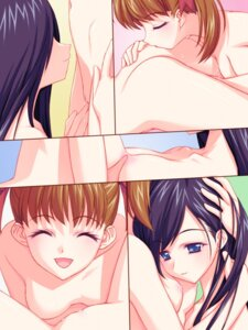 Rating: Explicit Score: 43 Tags: fukuzawa_yumi maria-sama_ga_miteru miyama_kannon naked nipples ogasawara_sachiko pussy pussy_juice yuri User: dutchago