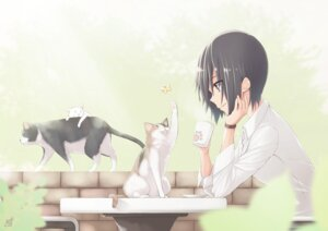 Rating: Safe Score: 22 Tags: mku neko User: charunetra