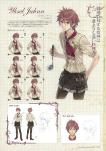 Rating: Safe Score: 8 Tags: atelier atelier_rorona atelier_totori character_design expression iksel_jahnn kishida_mel male profile_page User: crim