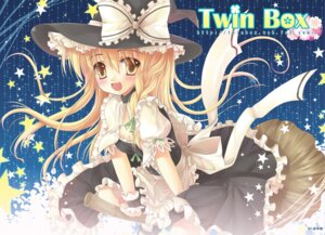 Rating: Safe Score: 20 Tags: kirisame_marisa sousouman touhou User: fairyren