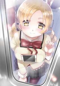 Rating: Safe Score: 31 Tags: pantyhose puella_magi_madoka_magica rin2008 seifuku tomoe_mami User: Mr_GT