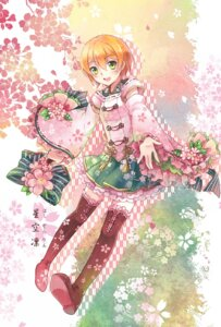 Rating: Safe Score: 14 Tags: ekita_gen hoshizora_rin lolita_fashion love_live! tagme thighhighs wa_lolita User: KazukiNanako