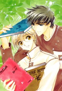 Rating: Safe Score: 8 Tags: card_captor_sakura clamp kinomoto_touya male tsukishiro_yukito User: Share