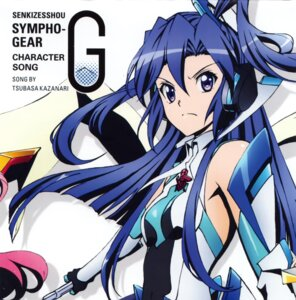 Rating: Safe Score: 18 Tags: disc_cover headphones kazanari_tsubasa no_bra senki_zesshou_symphogear sword User: sjl19981006