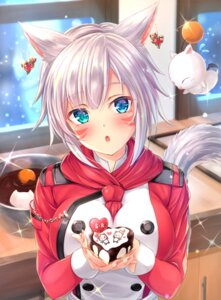 Rating: Safe Score: 51 Tags: animal_ears final_fantasy miqo'te nekomimi tail tiphereth valentine User: Mr_GT