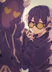 Rating: Safe Score: 3 Tags: kumonoito male megane User: mash