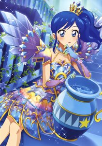 Rating: Questionable Score: 10 Tags: aikatsu! dress kiriya_aoi tagme wings User: Radioactive