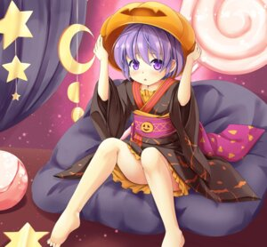 Rating: Safe Score: 27 Tags: halloween niiya sukuna_shinmyoumaru touhou User: Mr_GT