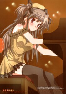 Rating: Safe Score: 22 Tags: liz satomi_hinako thighhighs User: Chrissues