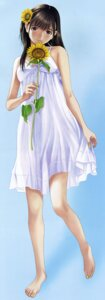 Rating: Safe Score: 24 Tags: anegasaki_nene dress love_plus mino_taro summer_dress User: moonshadow129