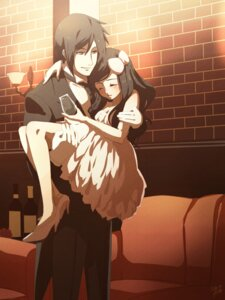 Rating: Safe Score: 18 Tags: ceal-sakura-ai dress kuroshitsuji pandora_(pandaberry6) sebastian_michaelis User: charunetra