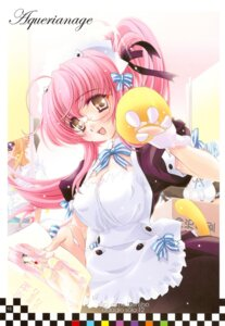 Rating: Safe Score: 13 Tags: aquarian_age genshou_koubou jpeg_artifacts maid megane sugiyama_genshou User: Radioactive