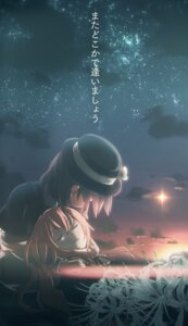 Rating: Safe Score: 9 Tags: maribel_han murasin touhou usami_renko User: Minacle