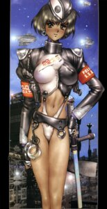 Rating: Questionable Score: 16 Tags: erect_nipples shirow_masamune User: Wraith