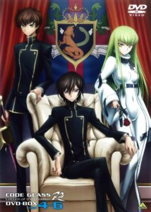 Rating: Safe Score: 19 Tags: bodysuit c.c. code_geass kururugi_suzaku lelouch_lamperouge tagme uniform User: ilsa