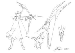 Rating: Safe Score: 3 Tags: character_design heels hisayuki_hirokazu mai_hime nun sanada_yukariko weapon User: Radioactive