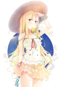 Rating: Safe Score: 76 Tags: dress nmaaaaa summer_dress User: SubaruSumeragi