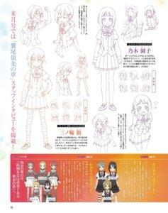Rating: Safe Score: 13 Tags: character_design line_art minowa_gin nogi_sonoko seifuku thighhighs washio_sumi_wa_yuusha_de_aru yuuki_yuuna_wa_yuusha_de_aru User: minakomel