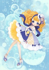 Rating: Safe Score: 4 Tags: anthropomorphization dress kabasawa_kina orangina User: Nekotsúh