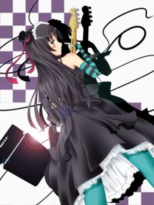 Rating: Safe Score: 9 Tags: ahirun akiyama_mio k-on! User: charunetra