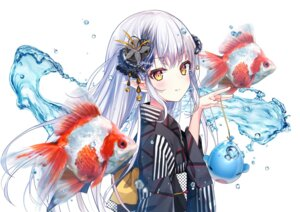 Rating: Safe Score: 83 Tags: fushimi_sameta horns pointy_ears tagme yukata User: hiroimo2