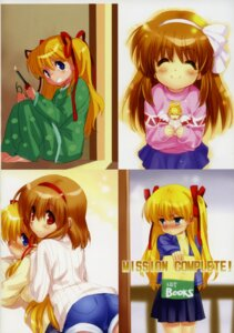 Rating: Safe Score: 5 Tags: ass kanon pajama sawatari_makoto sweater tagme tsukimiya_ayu User: kiyoe