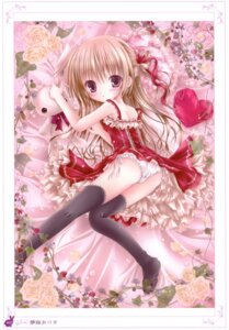 Rating: Questionable Score: 57 Tags: dress loli lolita_fashion mubi_alice pantsu thighhighs User: crim