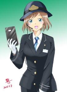 Rating: Safe Score: 5 Tags: matsukaze_karen tagme tetsudou_musume uniform User: saemonnokami