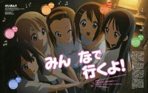 Rating: Safe Score: 20 Tags: akiyama_mio hirasawa_yui k-on! kotobuki_tsumugi nakano_azusa tainaka_ritsu ueno_chiyoko User: acas