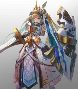 Rating: Safe Score: 28 Tags: armor dress lard sword User: nphuongsun93