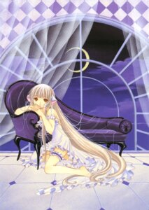 Rating: Safe Score: 16 Tags: chii chobits clamp dress garter User: Share