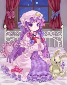 Rating: Safe Score: 14 Tags: ama-tou jpeg_artifacts patchouli_knowledge touhou User: Nekotsúh