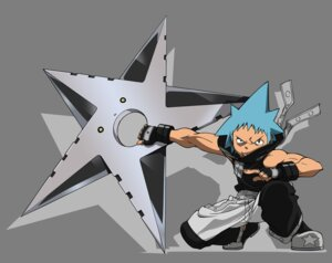 Rating: Safe Score: 14 Tags: black_star male soul_eater transparent_png vector_trace User: gohanrice