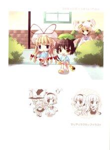 Rating: Safe Score: 4 Tags: alice_margatroid chen chocolate_cube kirisame_marisa miwa_futaba touhou yakumo_ran yakumo_yukari User: Radioactive