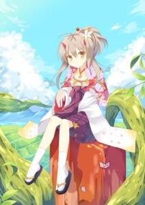 Rating: Safe Score: 31 Tags: nibiiro_shizuka User: fairyren